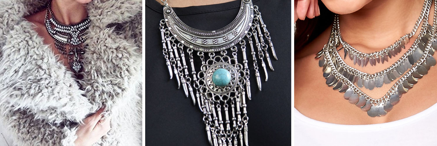 Boho Statement Necklaces Online