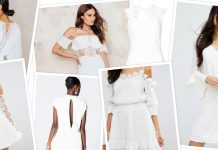 Guide - Vita studentklänningar - White Graduation Dresses