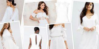 Guide - Vita studentklänningar - White Graduation Dresses