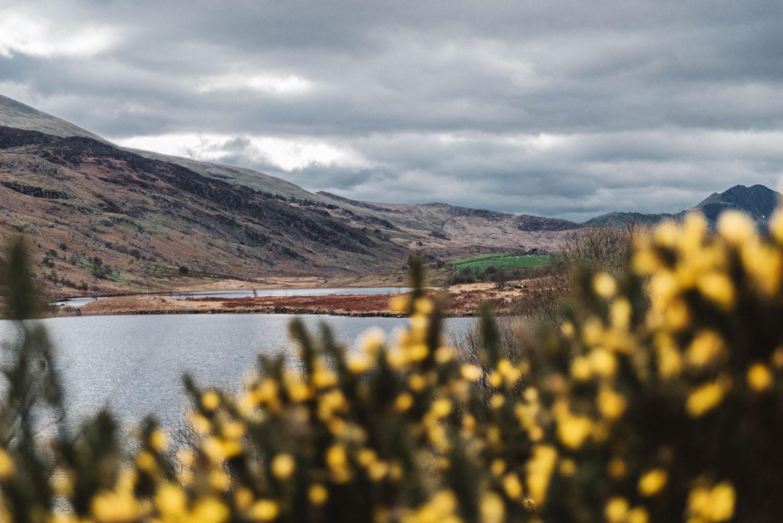 Excalibur lake, Snowdonia National Park