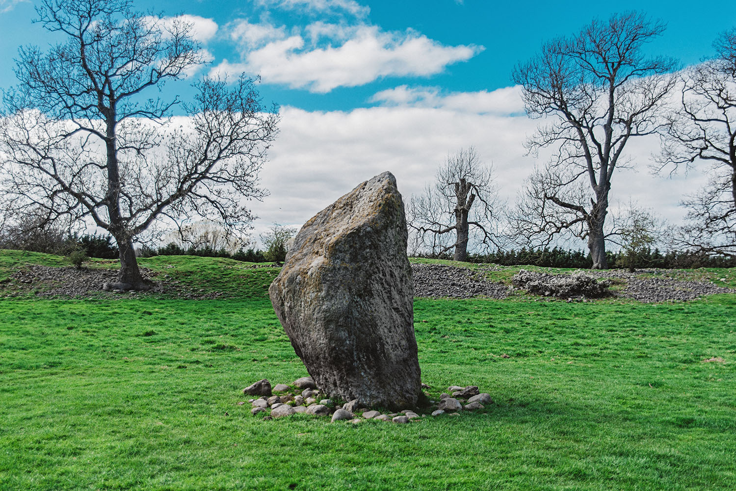 Mayburgh Henge in Cumbria