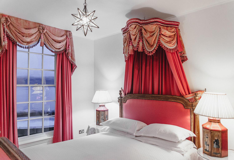 Portmeirion, Fountain 2, Village De-Luxe Double room