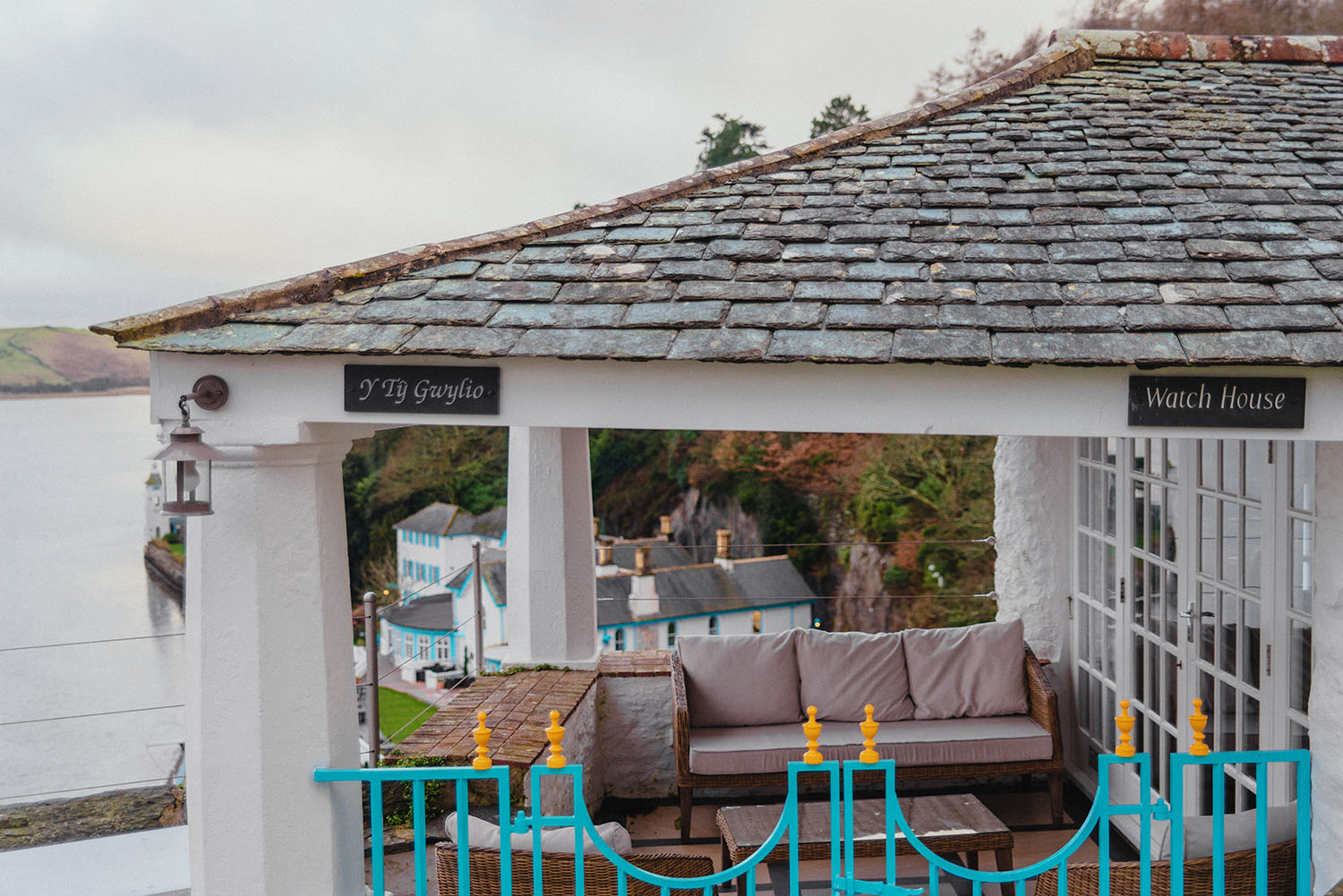 Watch House in Portmeirion