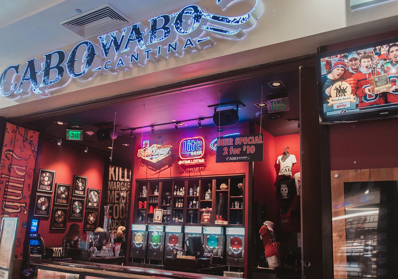 Cabo Wabo in Las Vegas