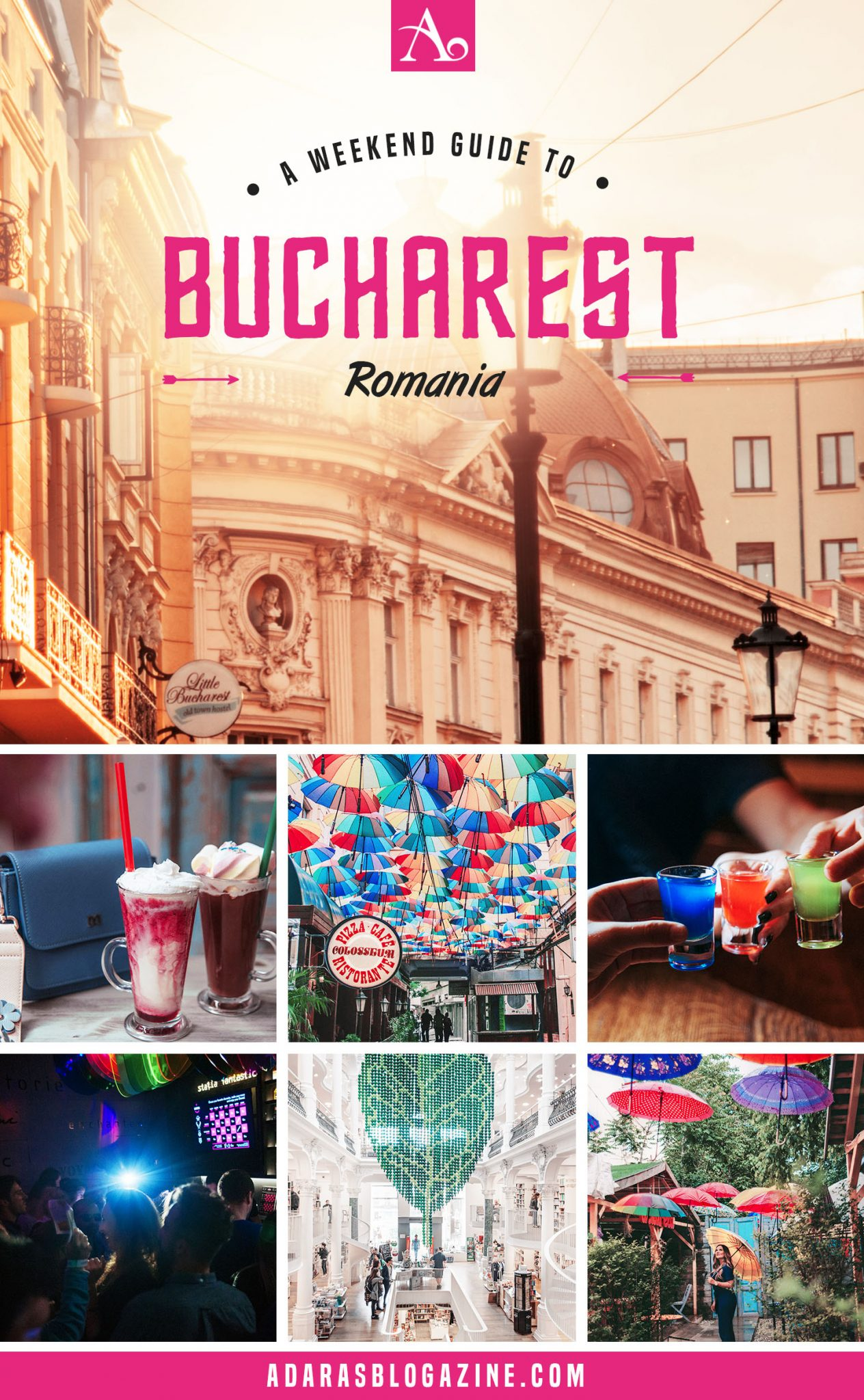 Experience Bucharest Travel Guide: What to see & What to do in Romania's Capital