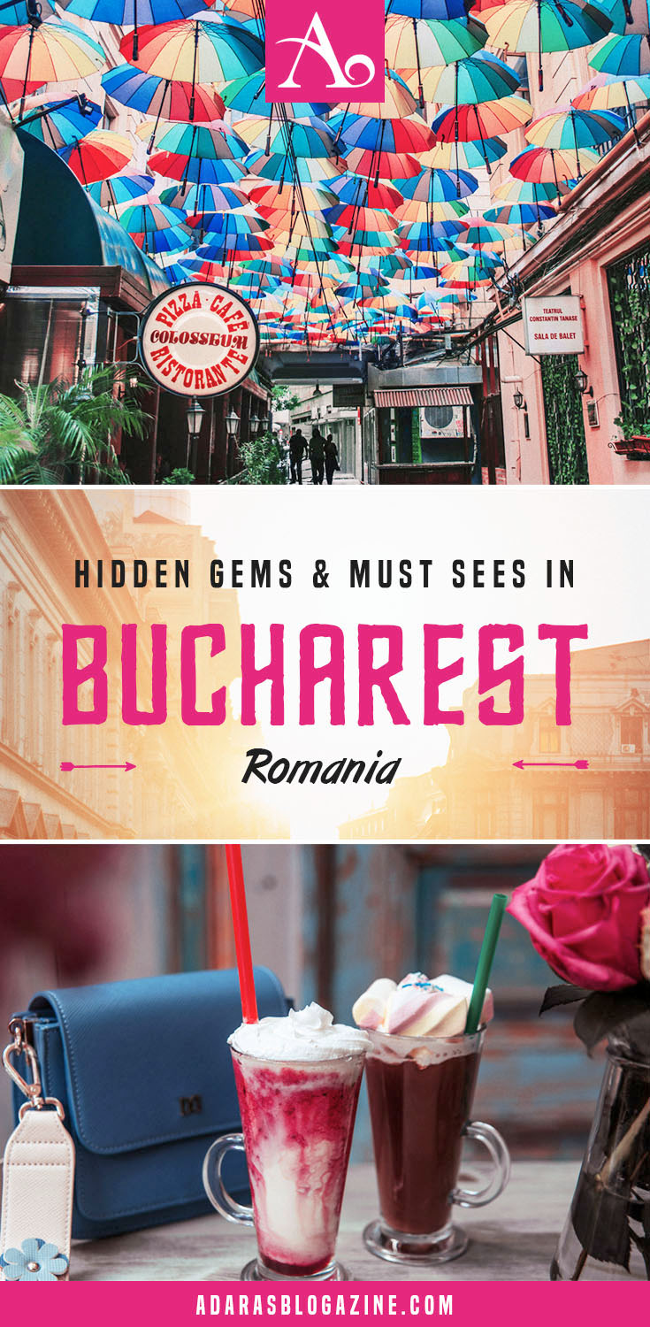 Bucharest Travel Guide: Hidden Gems & Must Sees in Romania's Capital