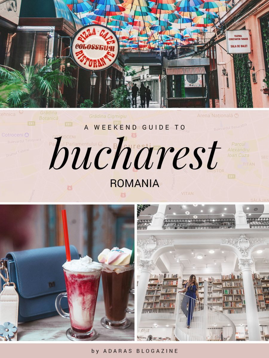 Bucharest Travel Guide: What to see and what to do in Romania's Capital