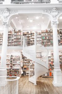 Carturesti Carusel, Bookshop in Bucharest, Romania