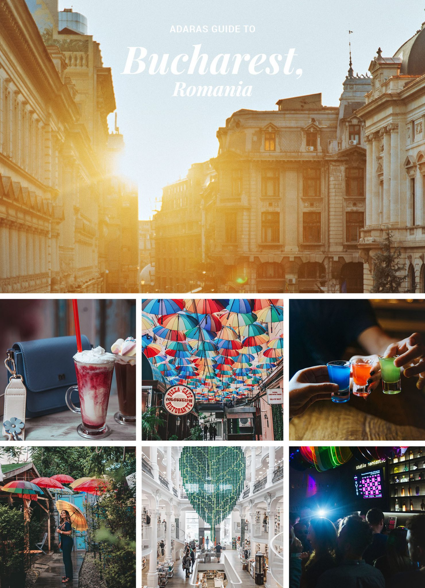 Experience Bucharest Travel Guide