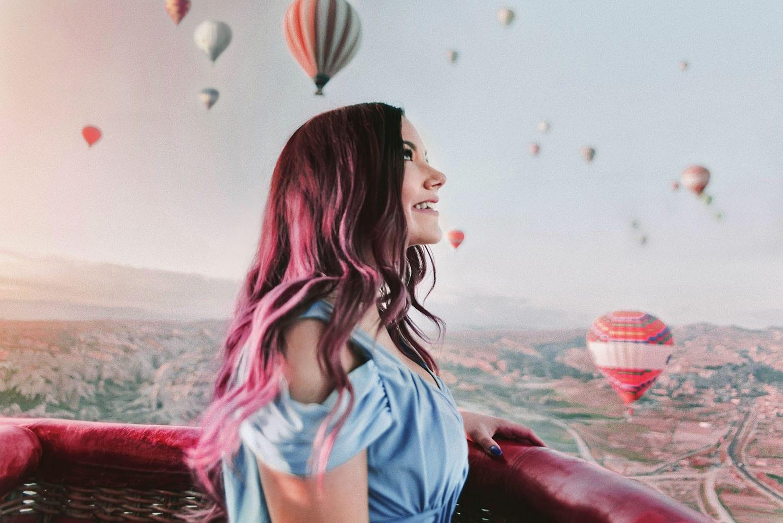 ADARAS Magical Hot air ballooning in Cappadocia, Turkey