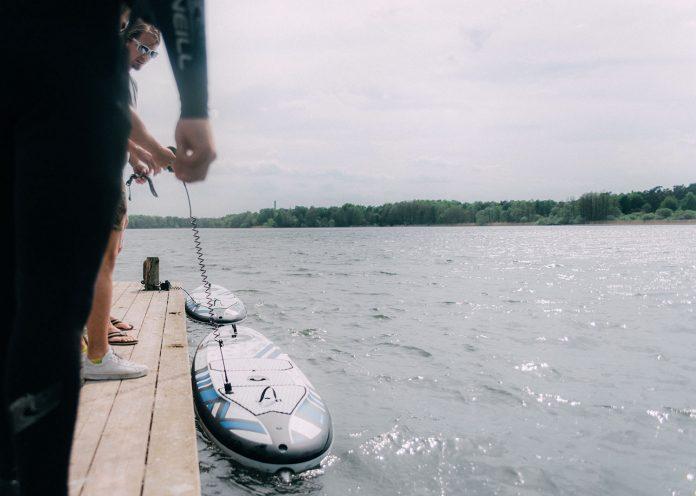 Electrosurf - Eldriven surfbräda