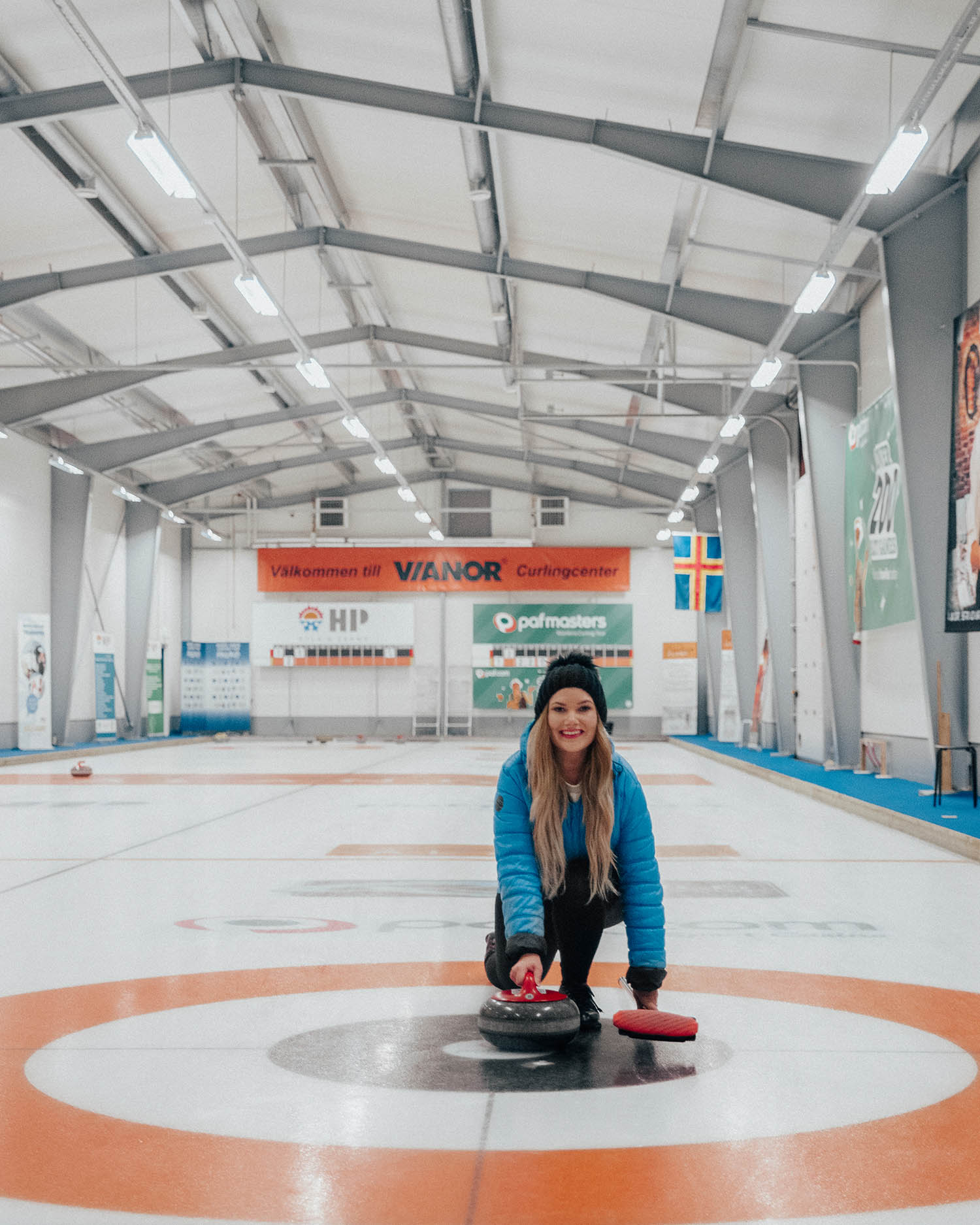 Things to do in the Åland Islands | Curling in Eckerö