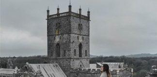 St. Davis Cathedral, Bästa Platserna att besöka i Storbritannien