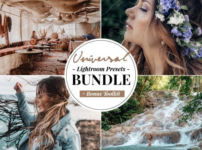 ADARAS Universal Lightroom Presets Bundle - 100+ Lightroom Presets + Bonus Toolkit