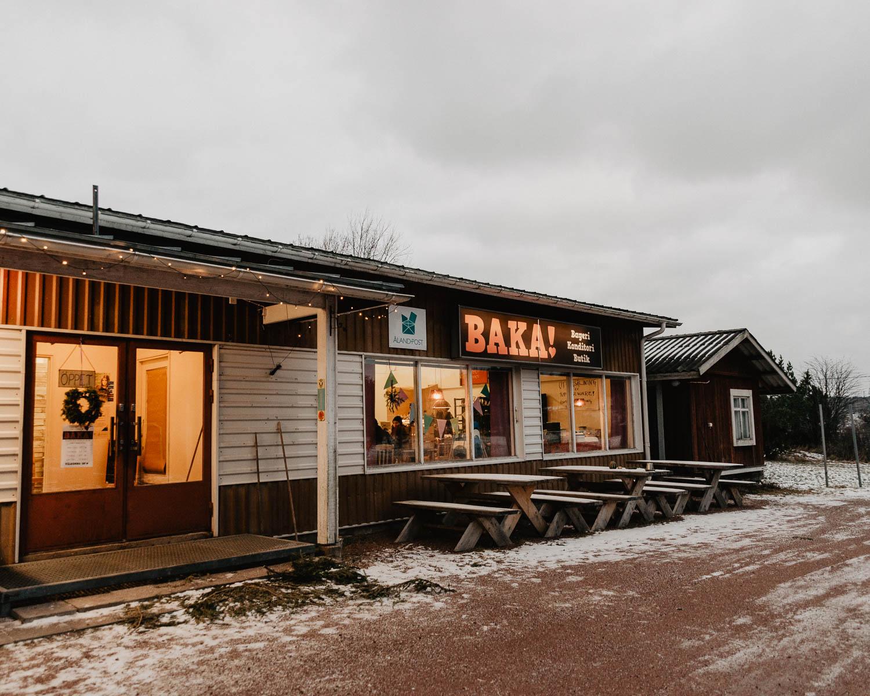 Baka - Bageri, Konditori & Butik på Åland