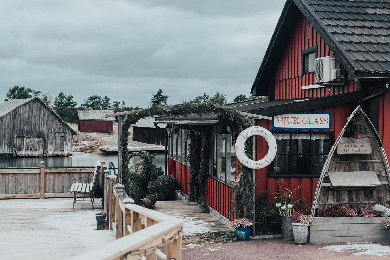 Käringsund, Åland