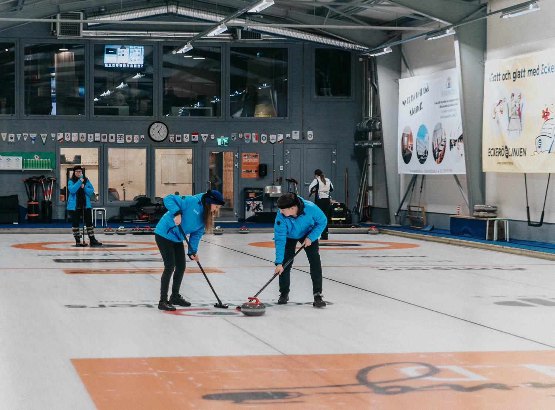 Åland Curling - Saker att göra på Åland
