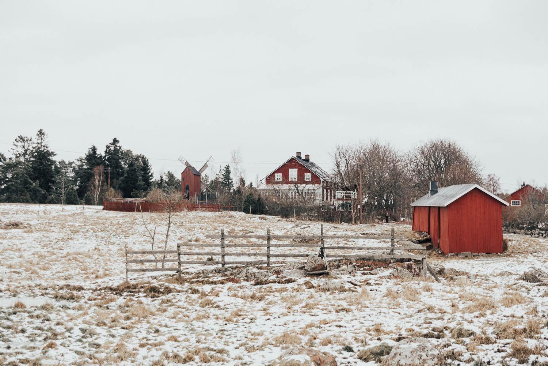 Mattas gårdsmejeri, Åland