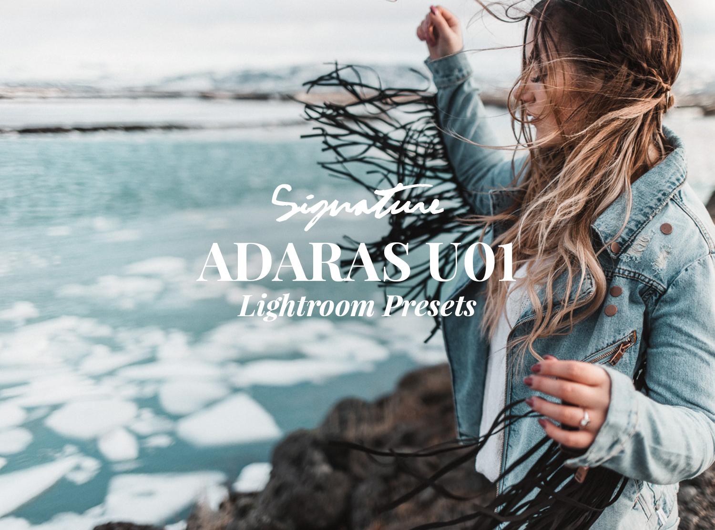 ADARAS Signature Instagram Theme Lightroom Preset U01
