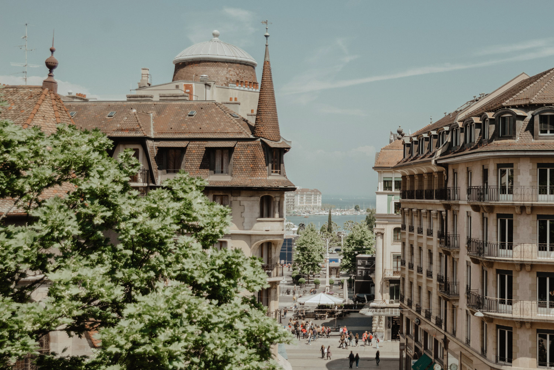 Geneva Shopping Street