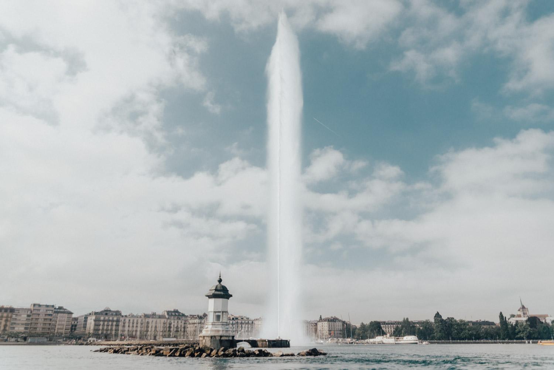 Jet d'eau - Things to Do in Geneva, Switzerland