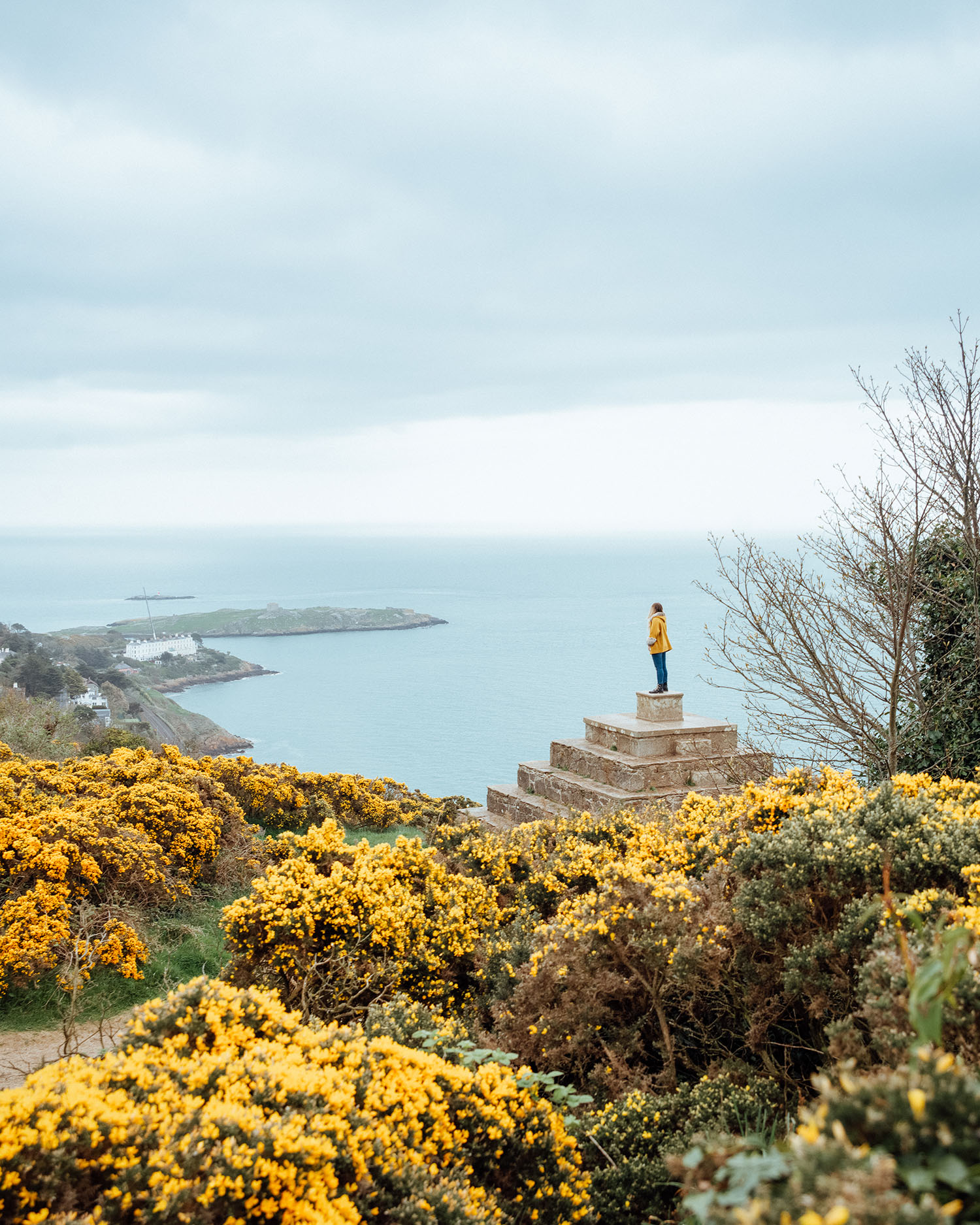 Adaras at Killiney Hill: The Best Instagram Places in Dublin, Ireland