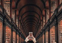 Trinity College Library - Most Instagram-Worthy Spots in Dublin