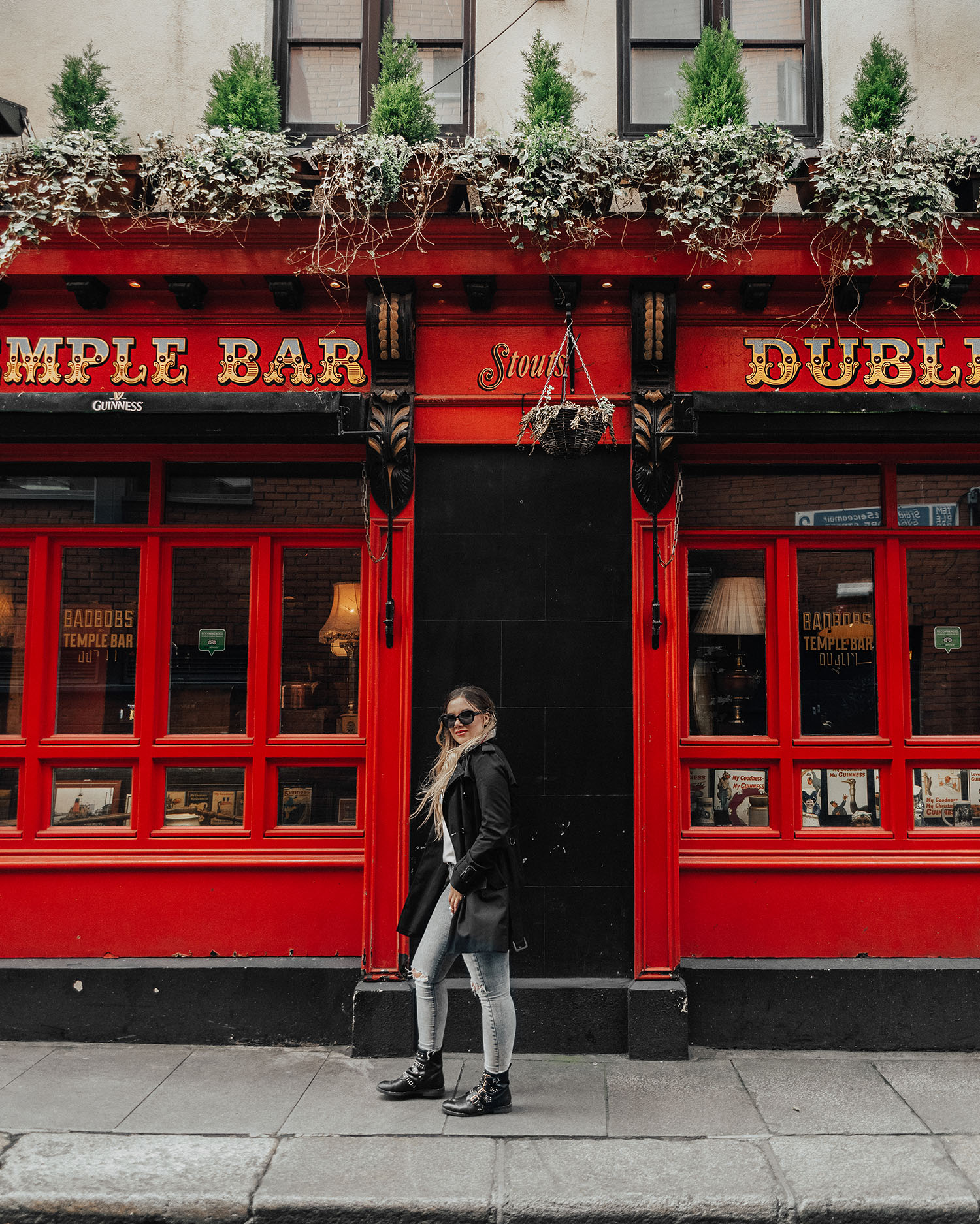 Adaras at Temple Bar: The Best Instagram Places in Dublin, Ireland