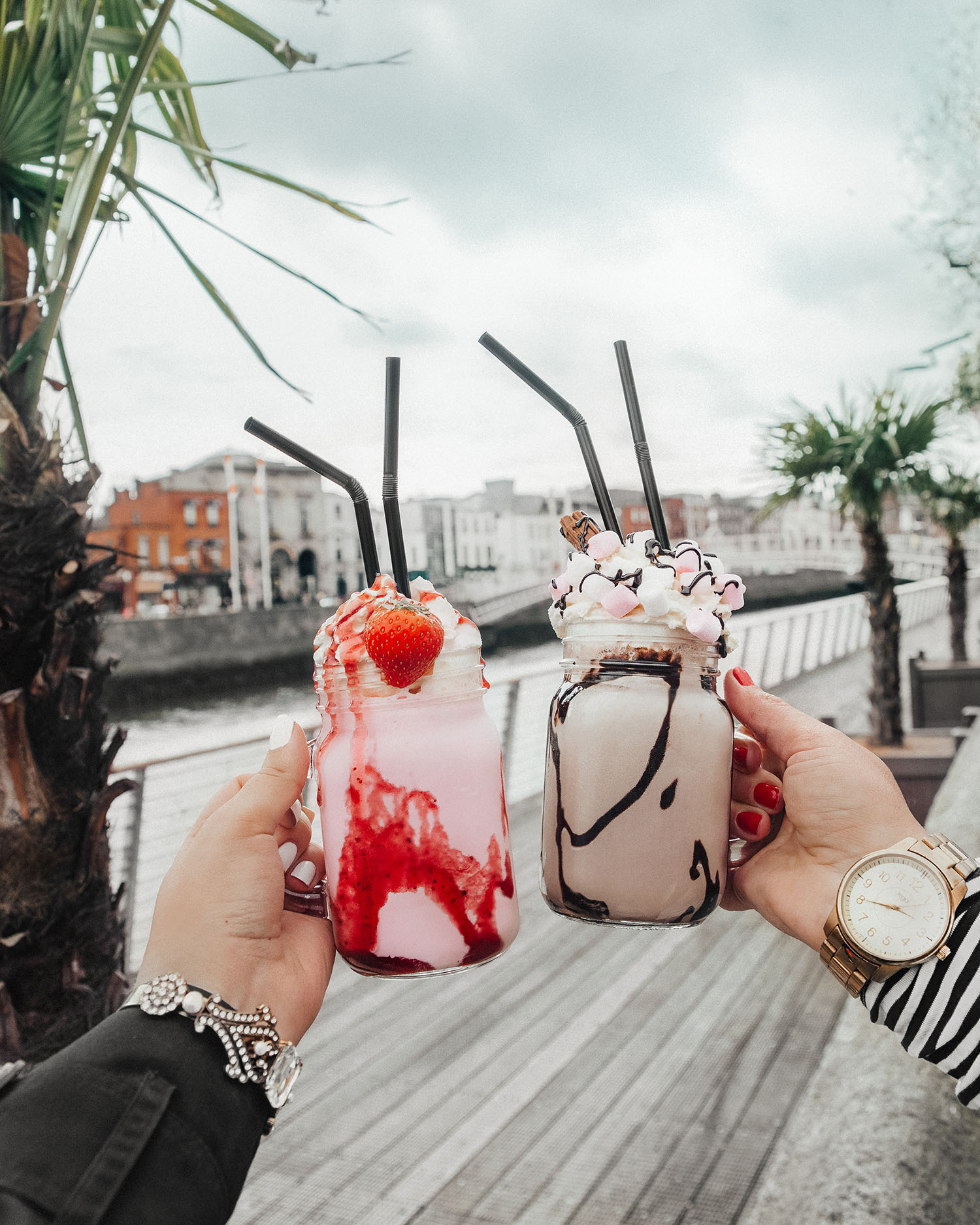 The Sweetest Thing Milkshakes in Dublin