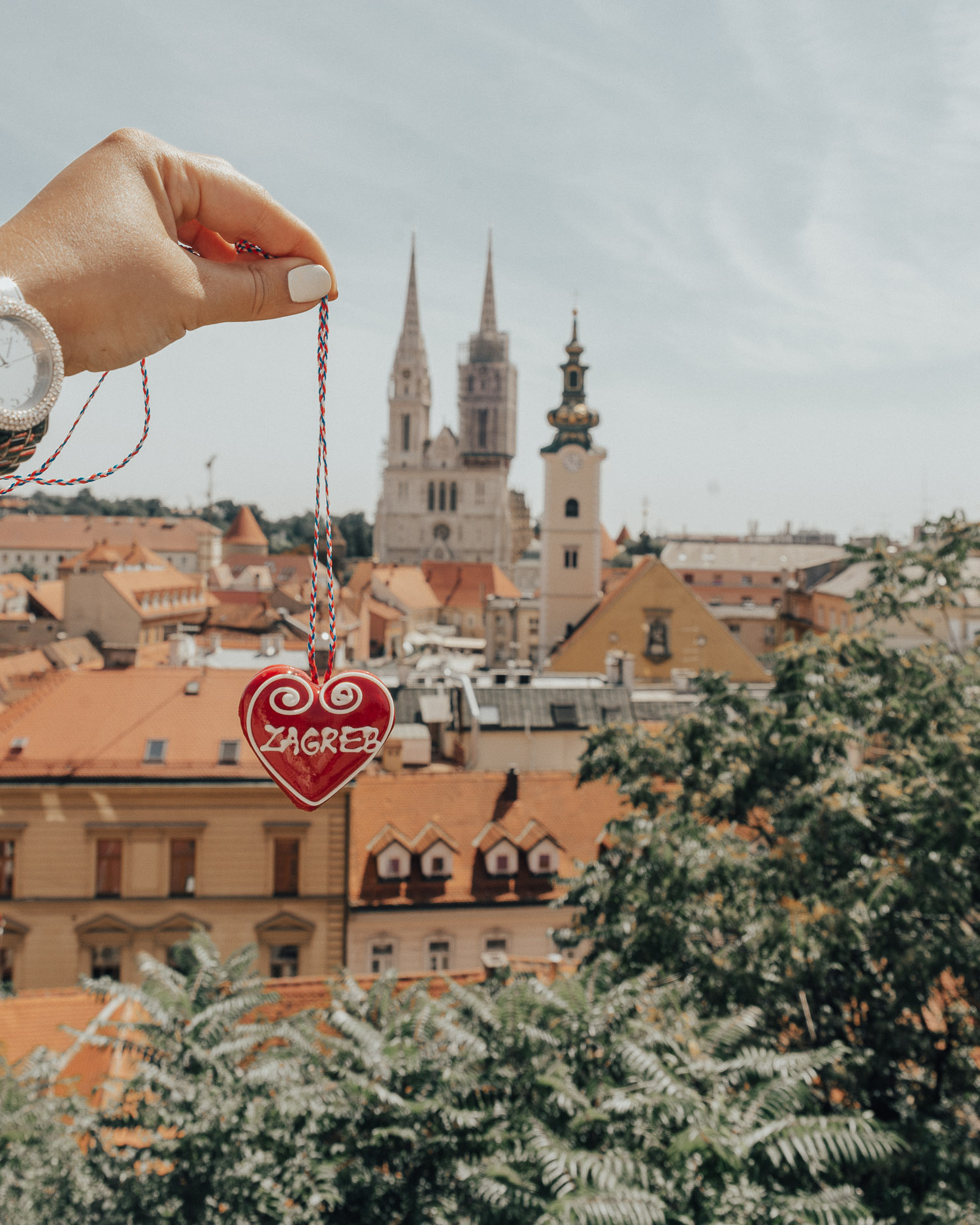 Zagreb - The Gingerbread Heart