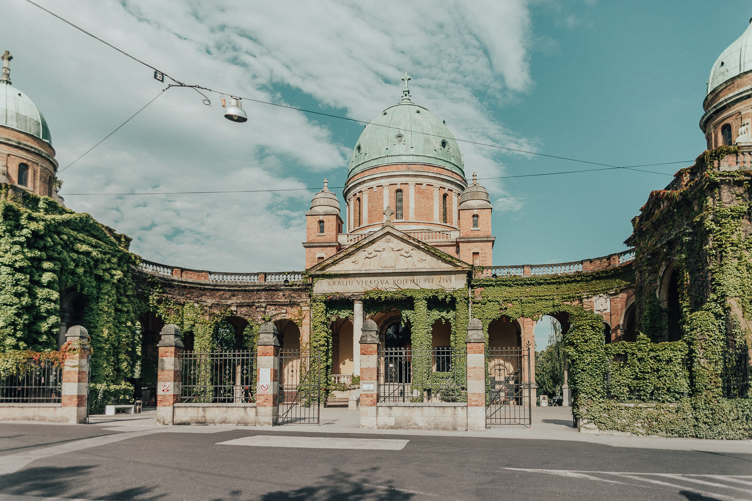 Things to do in Zagreb: See the stunning Mirogoj Cemetery