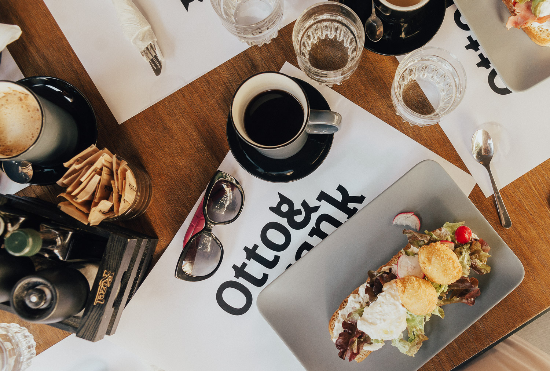 Restaurangen Otto & Frank i Zagreb