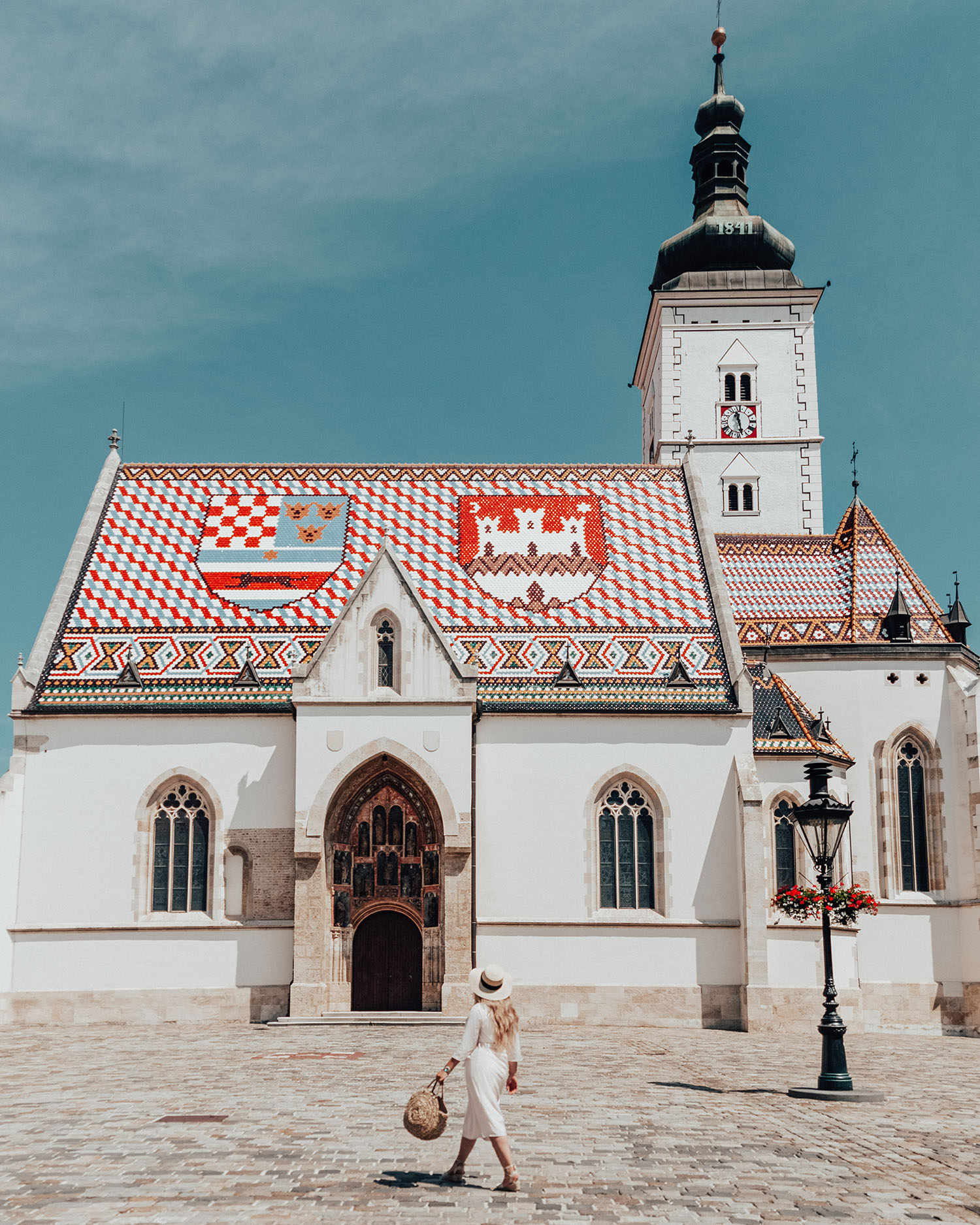 Things to do in Zagreb, Croatia | St. Mark's Church