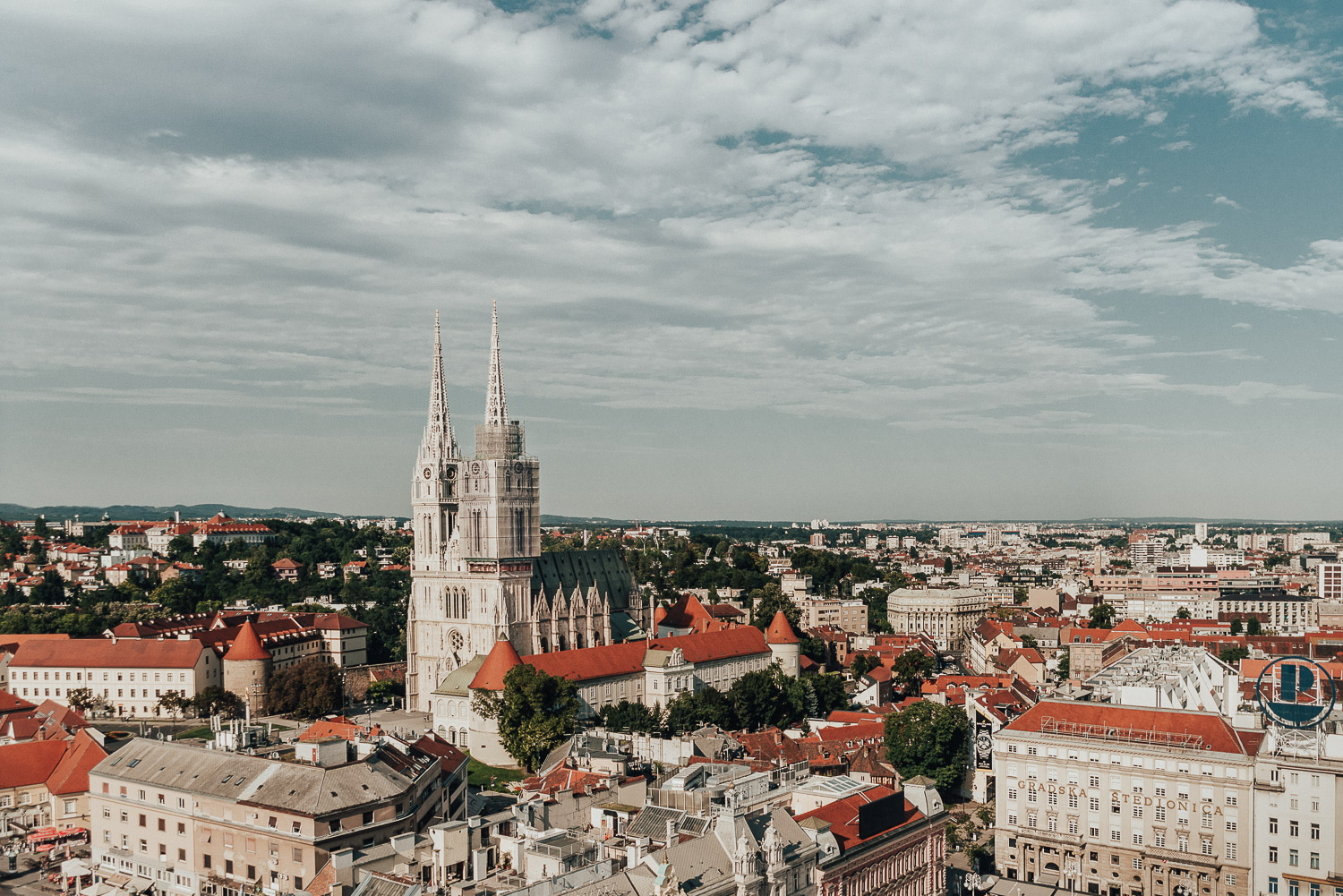 Zagreb 360 - Zagreb Eye Observation Deck
