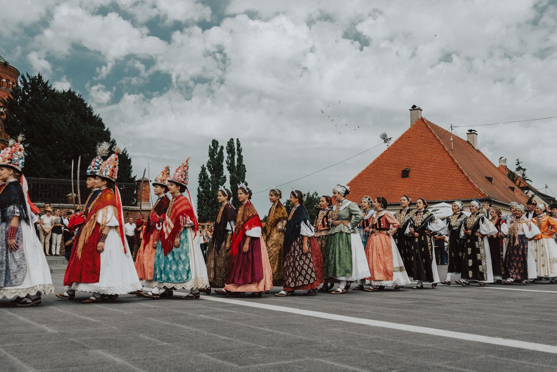 Đakovo Embroidery Festival, Slavonia