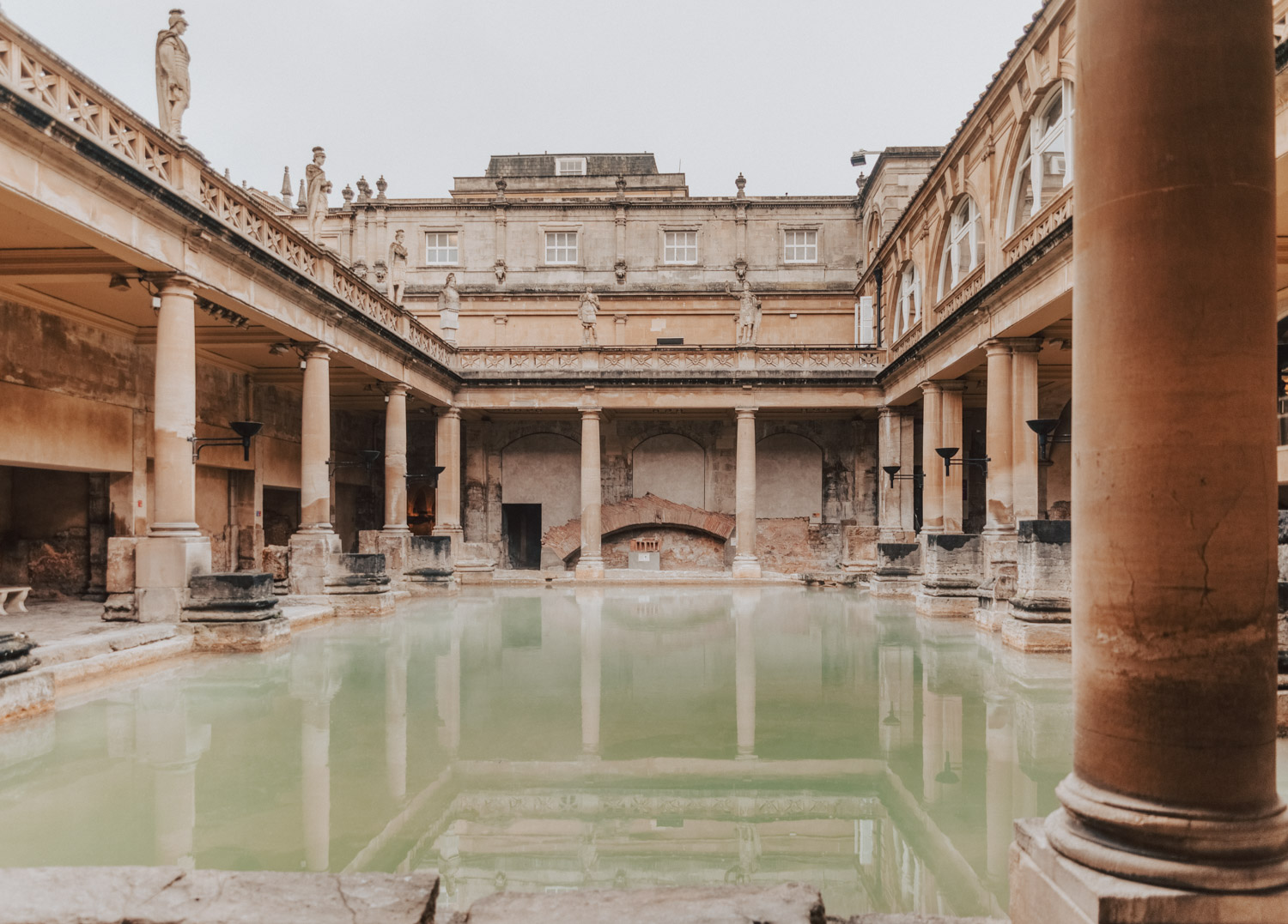 Roman Baths - Things to Do in Bath, Somerset