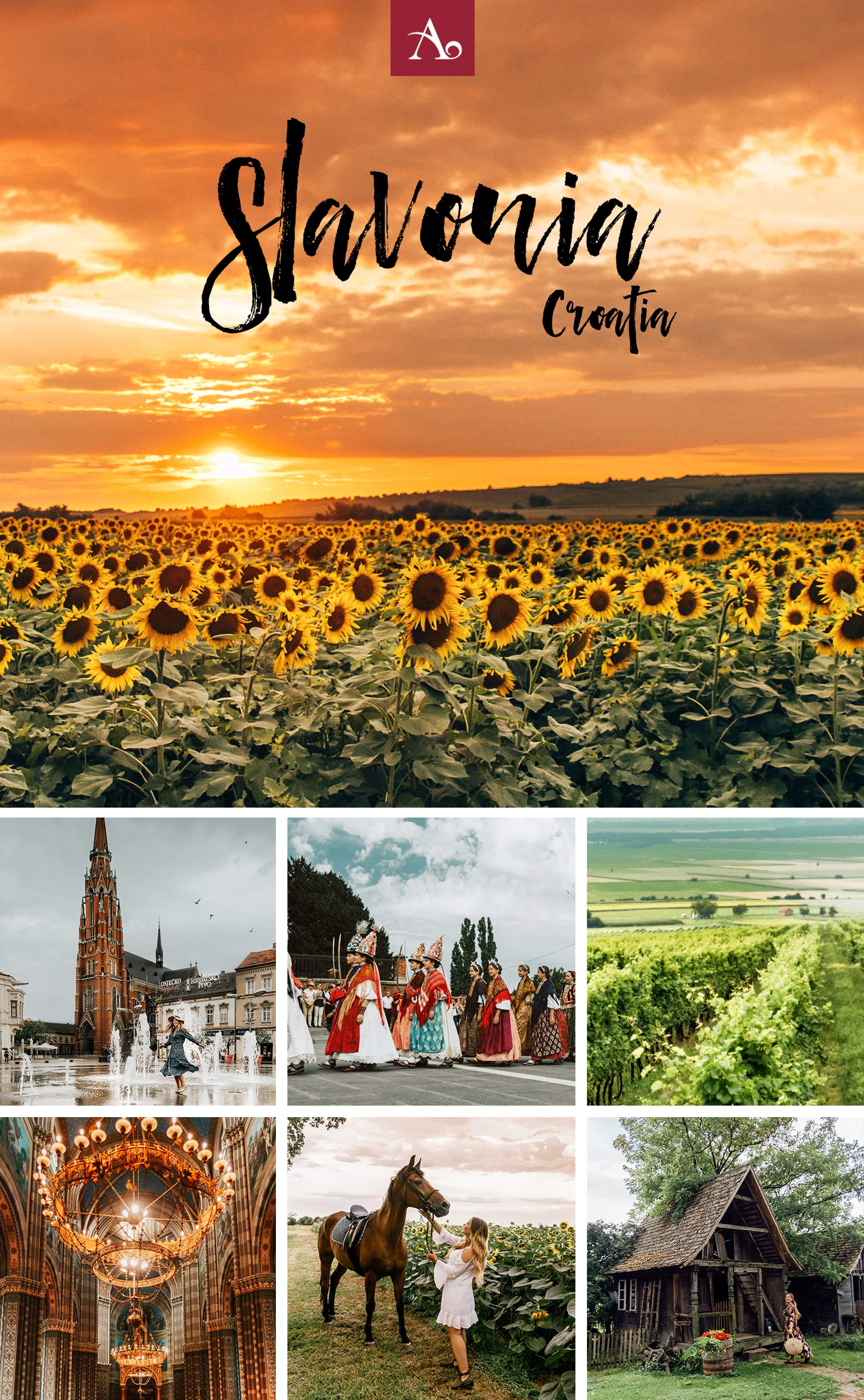 Best Things to Do in Slavonia, Croatia