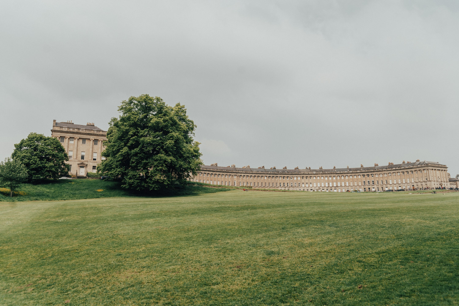 A Weekend in Bath | The Royal Crescent, Bath, Somerset, UK