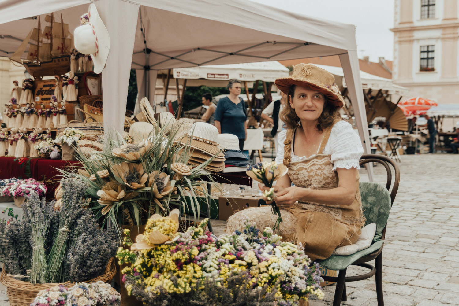 Things to Do in Slavonia | Antique market in Osijek