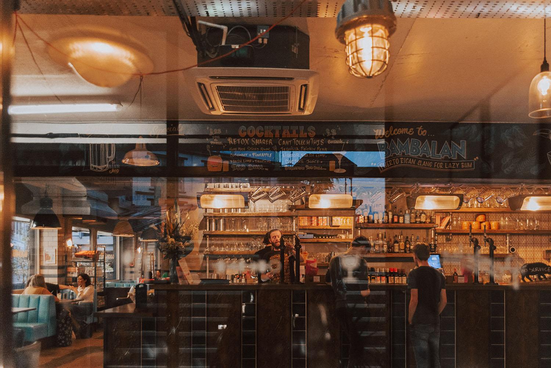 Bambalan Restaurant in Bristol