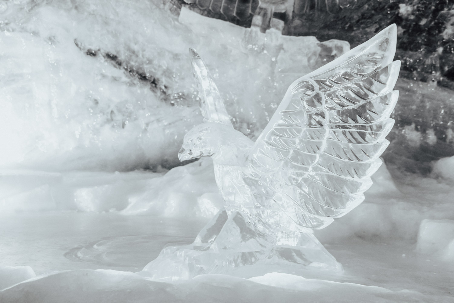 Ice Sculptures at Glacier Palace | Things to Do in Zermatt