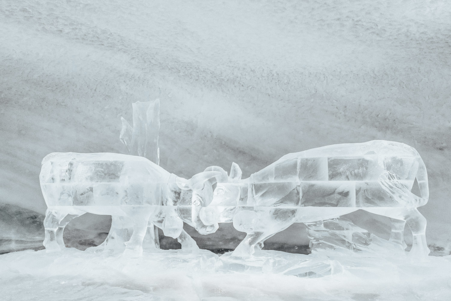 Ice Sculptures at Glacier Palace | Things to Do in Zermatt, Switzerland