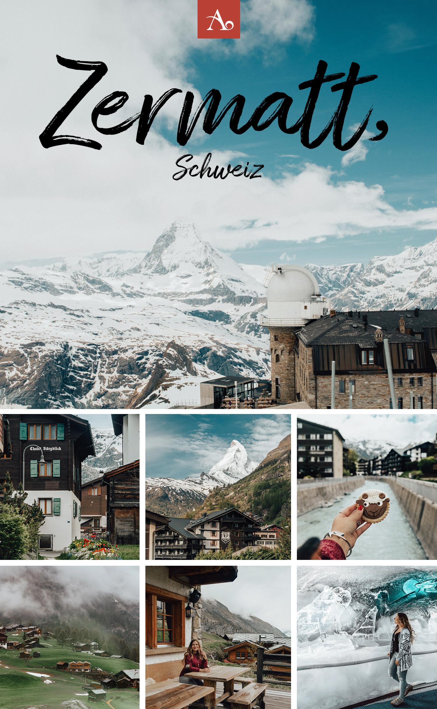 Bästa sakerna att göra i Zermatt, Schweiz