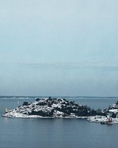 Resa till Åland - Färja från Stockholm till Mariehamn