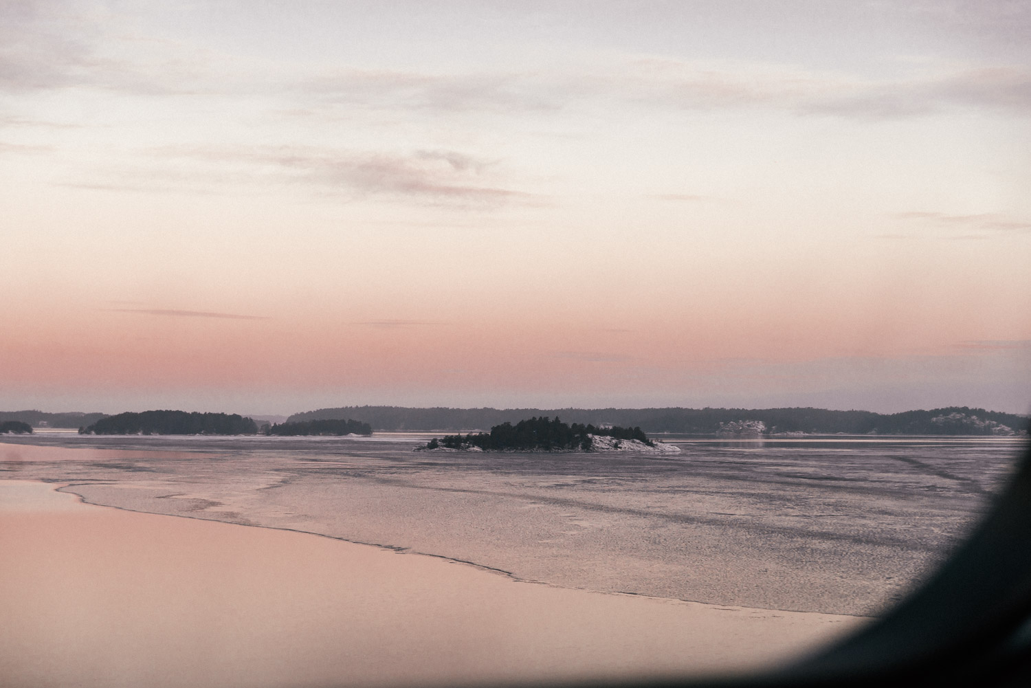 A Ferry Ride to the Åland Islands is an experience in itself