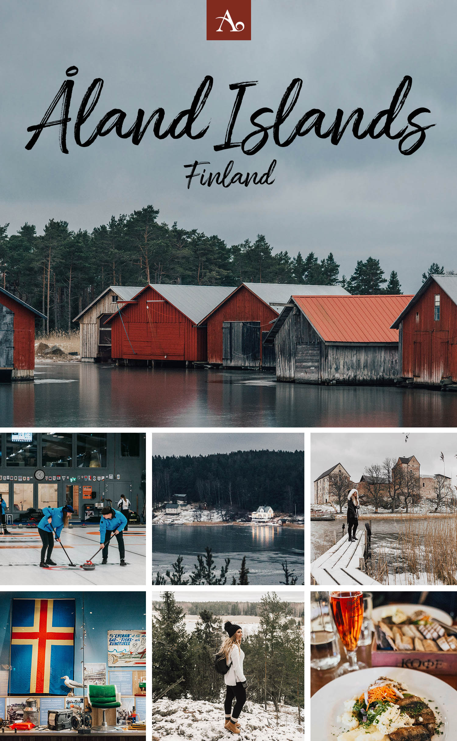Reasons to Visit the Åland Islands in Winter | Finland Travel Guide