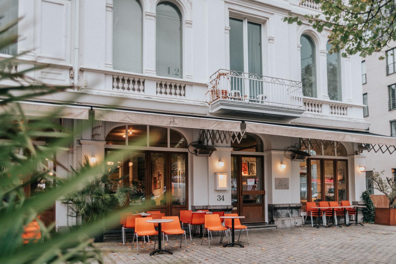 Hotel Pilar, Antwerp, Belgium