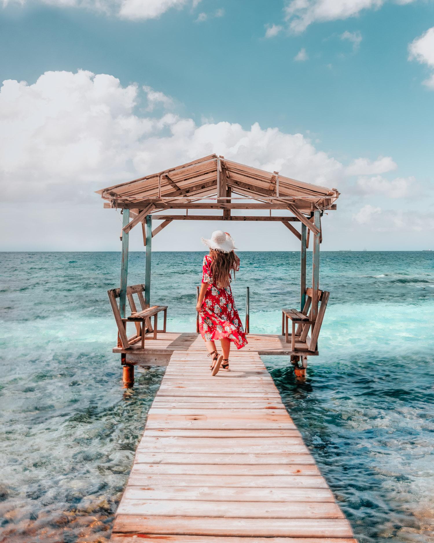 Barcadera, Aruba