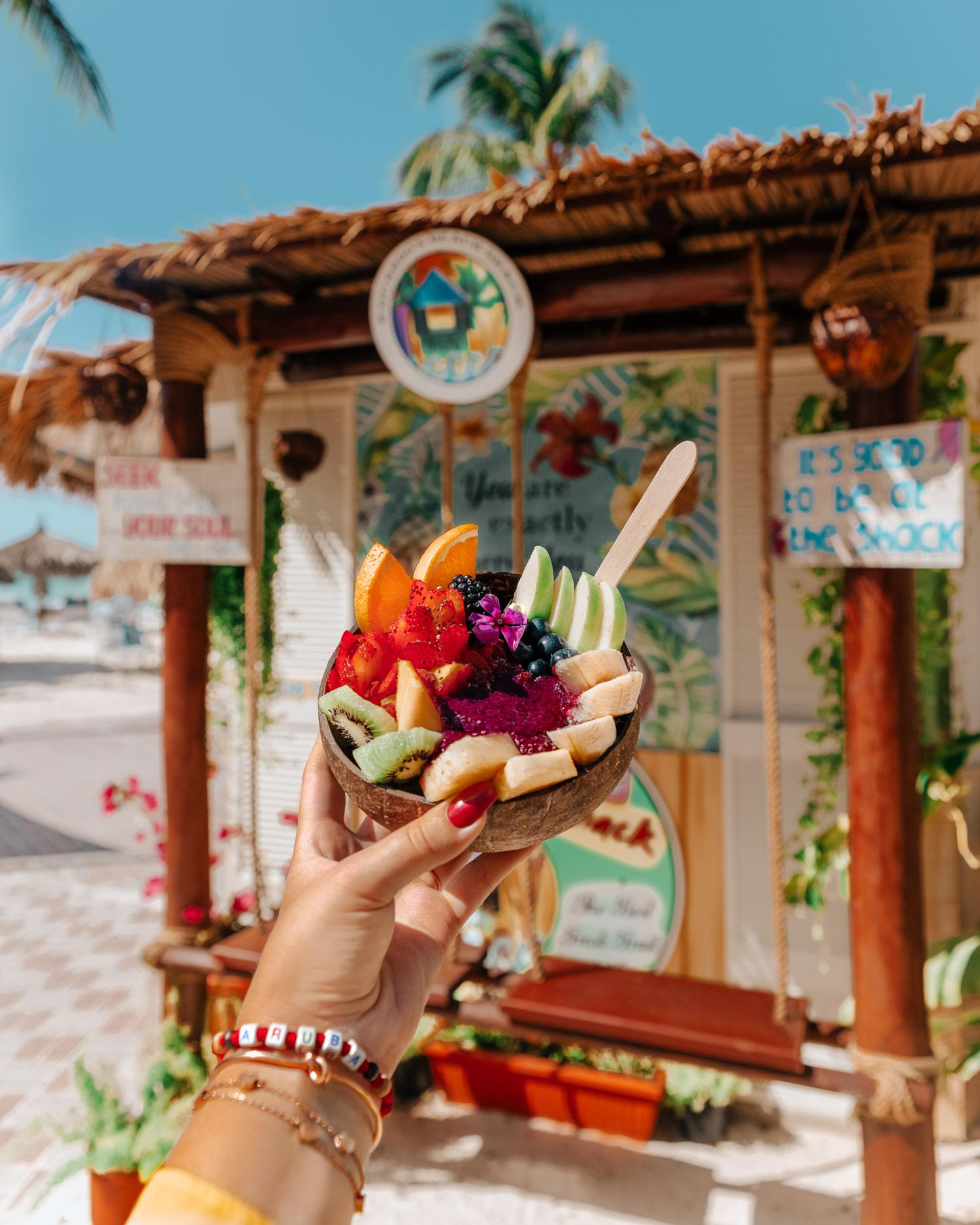 Eduardo's Beach Shack- The Ultimate Aruba Travel Guide