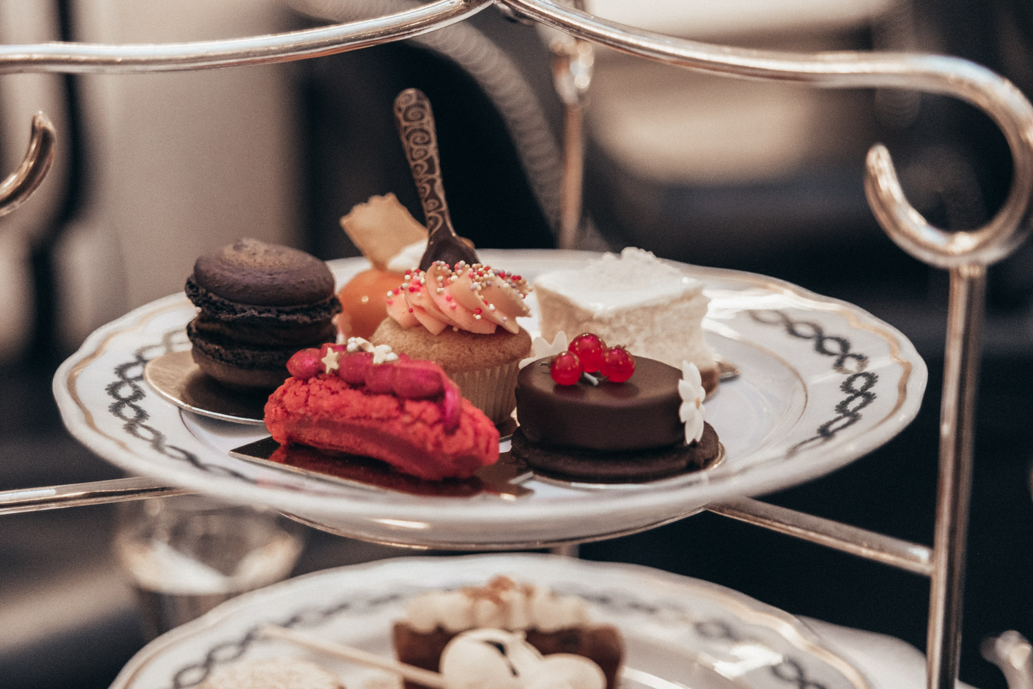 Afternoon Tea at Milestone Hotel